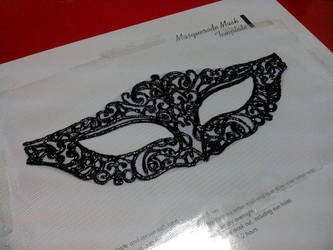 DIY Venetian Mask by melodia04