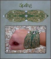 Seasons - Spring by Ellygator
