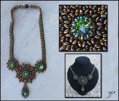 Emerald Star by Ellygator