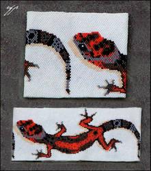 My Gecko by Ellygator