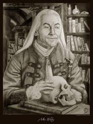 Arthur Weasley? by Ellygator