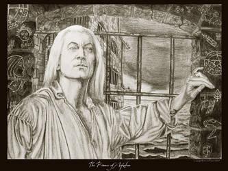 The Prisoner of Azkaban by Ellygator