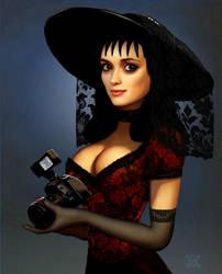 Lydia Deetz by JamesParce