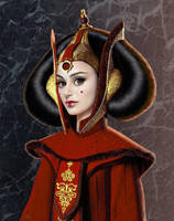 Amidala by JamesParce