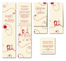My wedding Invitation by camilojones