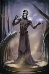Mekalorg - The Master of entropy by Yomi-Ferus