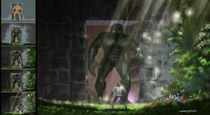 Sumerian Giant (WZ) da by anakinikkee