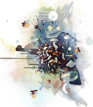 Big Bang by Travis-Clarke