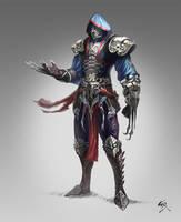 XUANJI assassin by phoeni-x-man