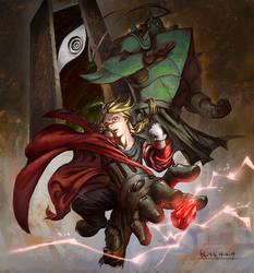 Fullmetal Alchemist by phoeni-x-man