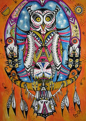 The Great Owl by retransmission