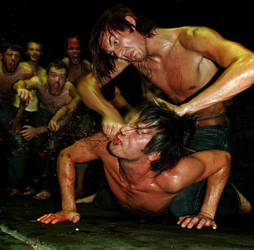 Fight Club 3 by chuckhead