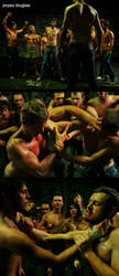 Fight Club 4 by chuckhead