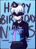 Happy Birthday Nines! by iPerkis