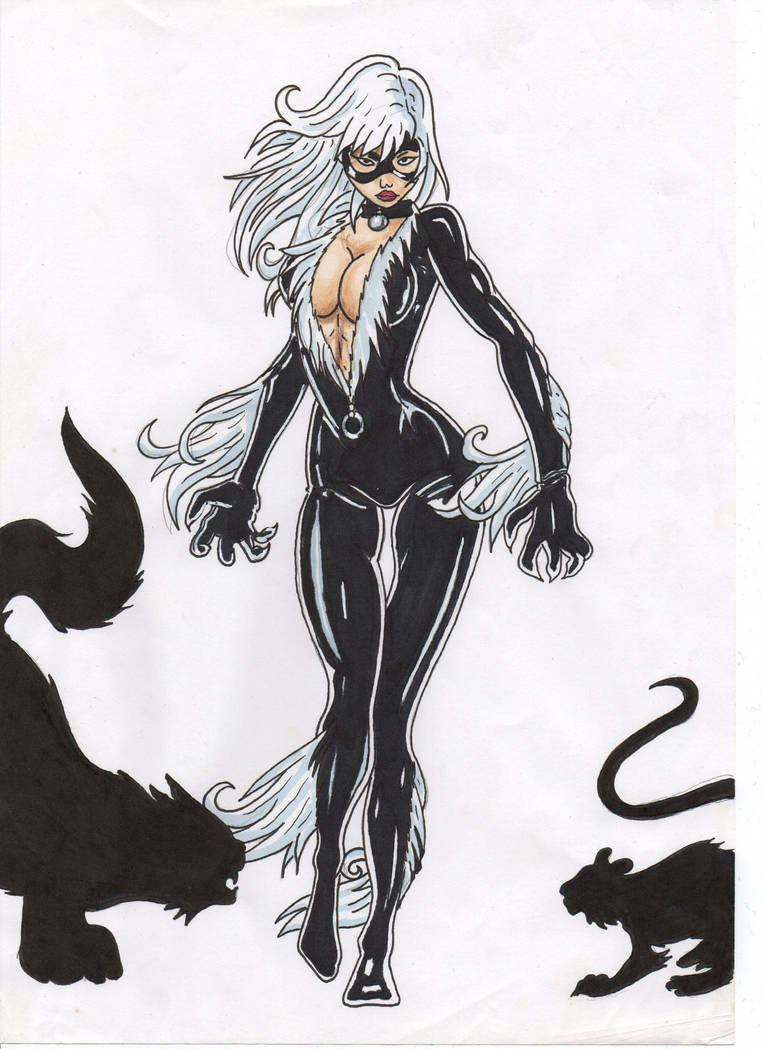 005 Black cat by narkore