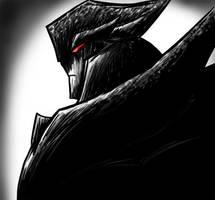 Predacons Rising Megatron by aperraglio