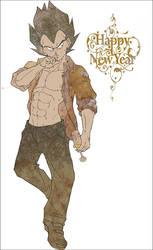 Happy new year by Lolikata