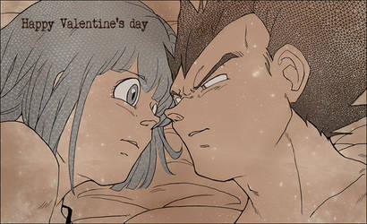 Valentine's day by Lolikata