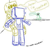 SkydoesMinecraftUniverse by The-Doodle-Ninja