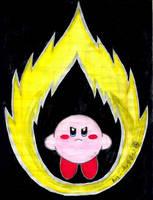 Kirby plus Dragon Ball equal this by Rage-DSSViper-Sigma