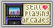 Stamp - Still Love Playing Arcades by Rage-DSSViper-Sigma