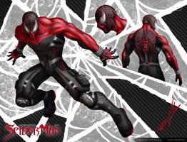 Maximum Spider by nuckerbar