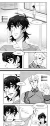 VLD Fancomic - Afterglow Part1 by Buryooooo
