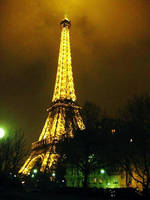 One Night In Paris by melcow