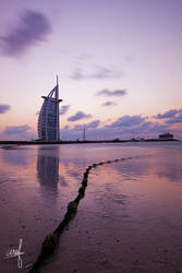 Burj Al Arab by Almraya