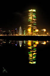 Happy New Year 2012 - From Dubai by Almraya