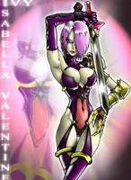 Ivy Soul Calibur II by CerberusLives