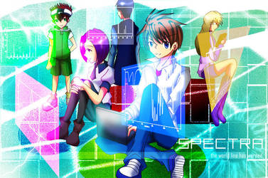 Spectra ! by SECONDARY-TARGET