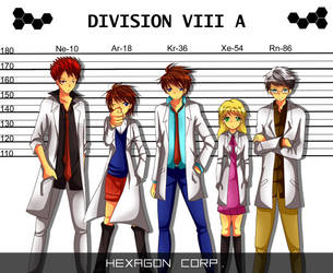 Division VIII A by SECONDARY-TARGET