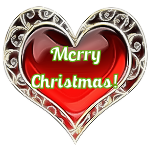 Merry Christmas 2  by LA-StockEmotes