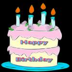 Happy Birthday Cake by LA-StockEmotes