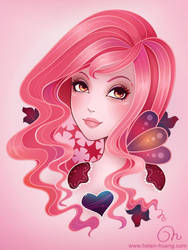 Pink Lemonade by CQcat