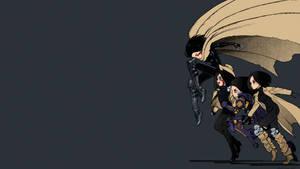 Gunnm - Battle Angel Alita - A Long Journey by theBakamono