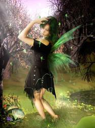 Huomenna Fairy by flewker