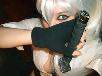 Wanna see my katana? by laulyta