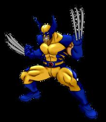 Wolverine Spirit by HiragaSaitoXD