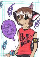 +Happy B-Day KaZe-KaSAi+ by Shiozu
