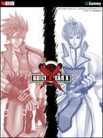 GGX's Sol and Ky: complete by griever5401
