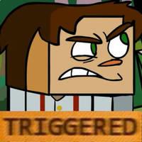 MCSM Parody: TRIGGERED #1 by ShaymixDiamondz