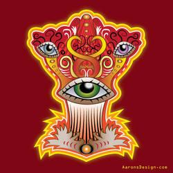 Third Eye by aaronsdesign