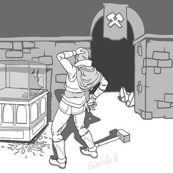 guarded by dshpilevoy