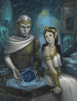Dwemer and falmer by Alteya