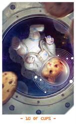 ME: Space hamster by Alteya