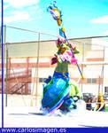 Cosplay Nami River Spirit - LOL by gloryroller