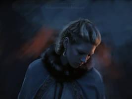 Lagertha by LindaMarieAnson