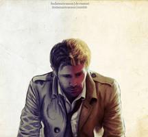 John Constantine by LindaMarieAnson